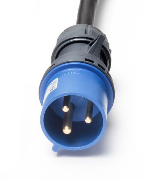 JUICE Adapter CEE32 1-phasig blau Norwegen (EA-JCN2)