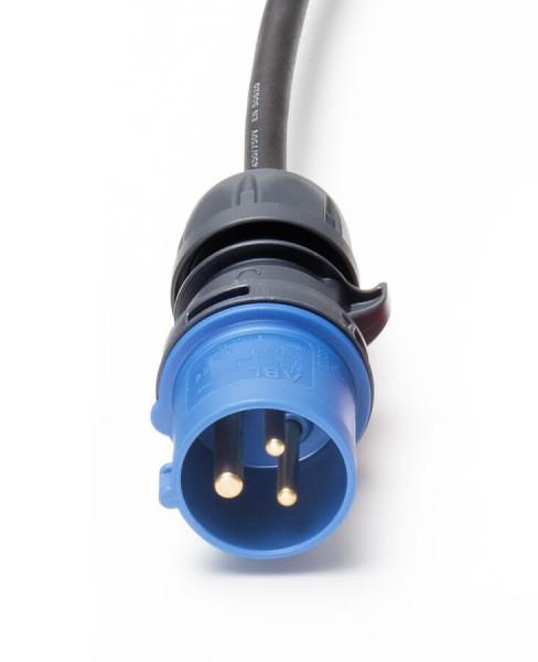 JUICE Adapter CEE16 1-phasig blau (EA-JCB1)