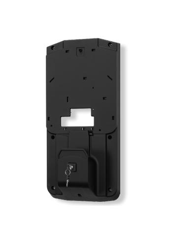 ABL 1W0001 Montageplatte inkl. Kabelaufhängung + Schlüsselschalter